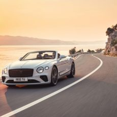 Open-top Brit Has Arrived: Bentley Continental GT Convertible Unveiled