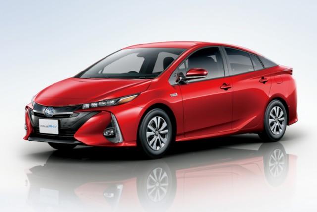 FISITA 2018 Toyota Prius Plug-in Hybrid Vehicle Takashi Uehara Interview