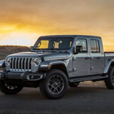 #LA2018 – All New Jeep Gladiator Pick-Up