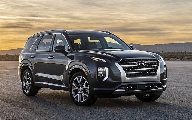 Hyundai Palisade unveiled