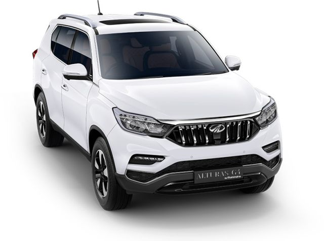 Mahindra's Latest SUV Christened Alturas G4; Bookings Open