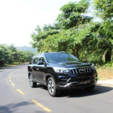 Mahindra Alturas G4 First Drive Review – A Higher Plane