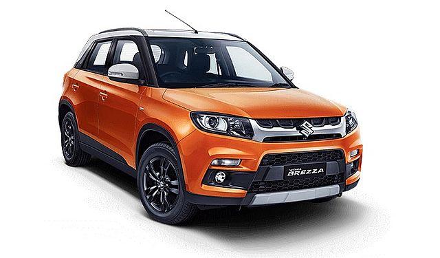 Maruti Suzuki Vitara Brezza Gets A Production Boost