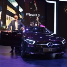 New Mercedes-Benz CLS-CLass Launched in India