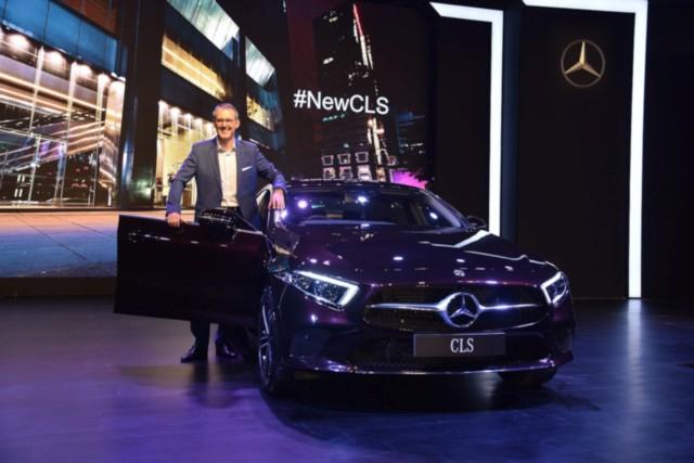 Mercedes-Benz CLS-Class #NEWCLS