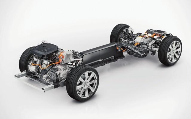 Volvo XC90 T8 Twin Engine AWD