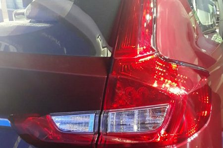 2019 Maruti Suzuki Ertiga Tail Lamps