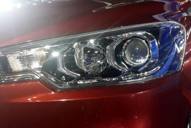 2019 Maruti Suzuki Ertiga Projector Headlamps