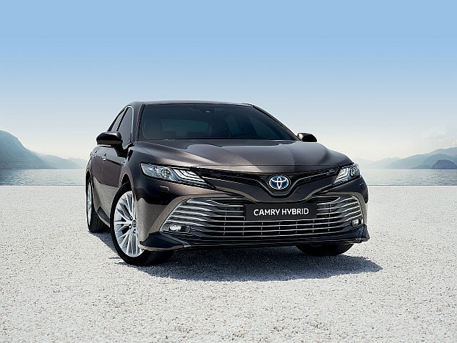 2019 Toyota Camry To Hit Indian Shores Soon