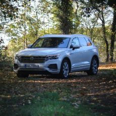 2019 Volkswagen Touareg First Drive Review