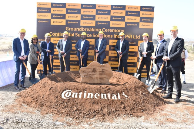 Continental Surface Solutions Plant India