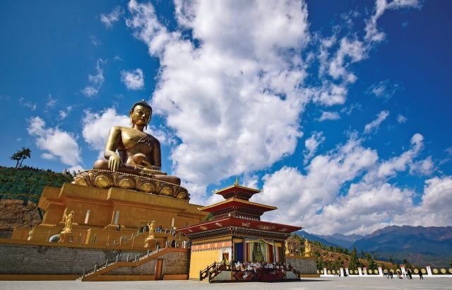 We explore the beautiful Bhutan with Mahindra Adventure