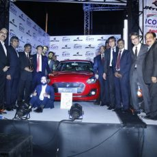 Maruti Suzuki Swift wins 2019 ICOTY