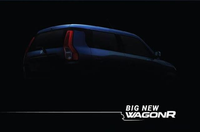 Official picture of Big New Wagon R