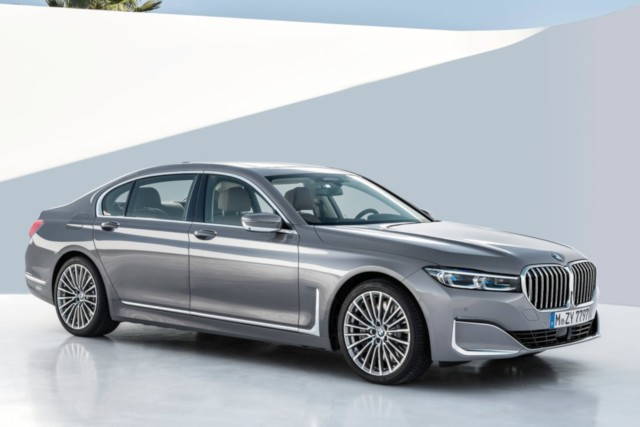 Jaw-dropping New BMW 7 Series - Car India