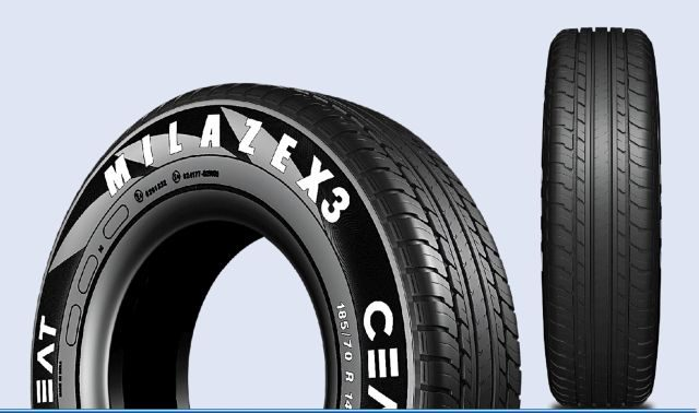 Unique Attributes  •  Specifically-generated tread compound enhances tyre life •   High rubber content means uniform wearing and better mileage •  Ample grip and stable braking in wet conditions •  Wide circumferential grooves •   Rigid shoulder blocks provide better road grip and cornering capabilities