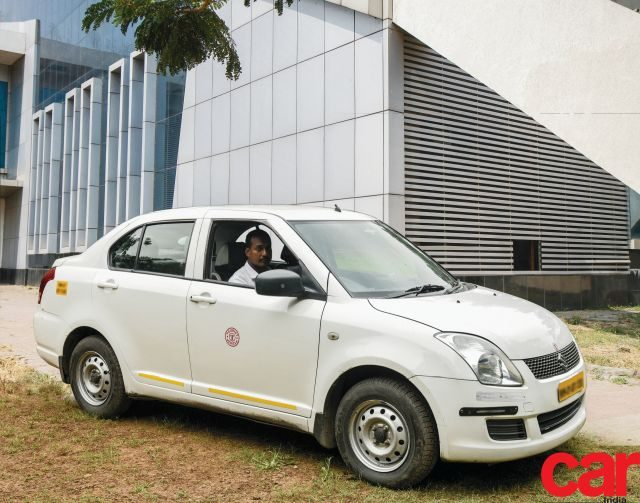 What They Said  The last time we checked, the cab in question had done about 36,000 km and was subjected to a check-up where it was determined that a tyre change was not required. Over the months that followed, the car has been in use regularly and has completed 60,000-odd km. So, when we went to check the condition of the tyres, we were expecting a few cracks, uneven wear, and, maybe, a couple of punctures. After all, they have been driven over all kinds of surfaces — from broken paths to poorly maintained roads. The sidewalls of the tyres were in top shape, blemish-free, and far from deterioration. Tread depth had decreased fractionally and, more importantly, the wear on the tyres was even throughout. The tyre tread depth test proved that the NSD(Non skid depth) was still at an impressive 4.2mm as compared to 7.8mm of a new tyre. Even so, the wear on the tyres did not reflect the tyres' mileage and they looked good enough to reach their expected life of one lakh kilometres. More on that in the forthcoming test. We also had a chat with the driver of the car who assured us that he did not have any complaints about the levels of grip on offer around corners or the ride quality. A few regular passengers also supplemented his feedback and they, too, had encouraging words to say about the ride comfort.