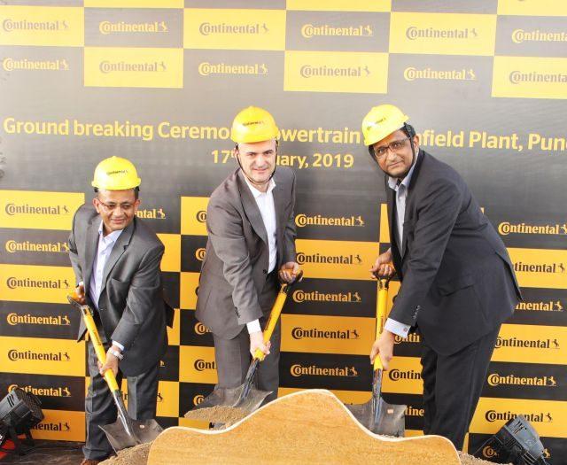 Continental Enhance Powertrain Business