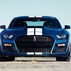 Ford's All New 2020 Shelby Mustang GT500