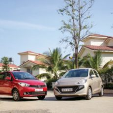 Hyundai Santro v Tata Tiago Shootout Review
