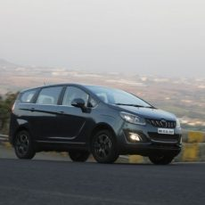 Mahindra Marazzo Eight-Seater M8 Variant Introduced