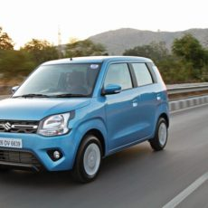 Maruti Suzuki's new WagonR First Drive Review