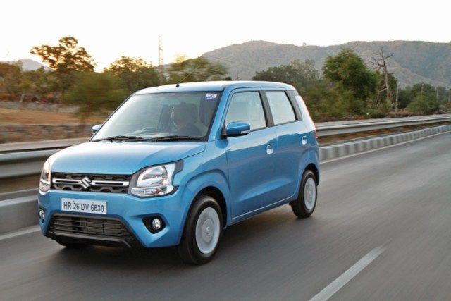 Maruti Suzuki WagonR S-CNG Now Cleaner And Greener
