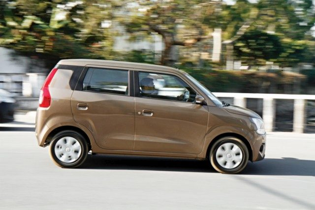 Maruti Suzuki WagonR New WagonR