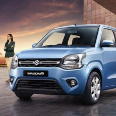 New Maruti Suzuki WagonR Launched