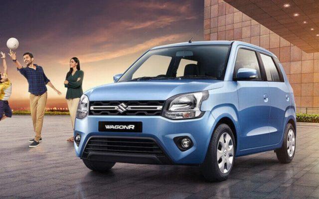 New Maruti Suzuki WagonR Launched
