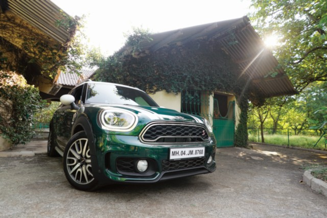 Mini Cooper S Countryman Road Test Review All Grown Up Car India