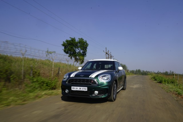 Mini Cooper S Countryman Road Test Review All Grown Up Page 2