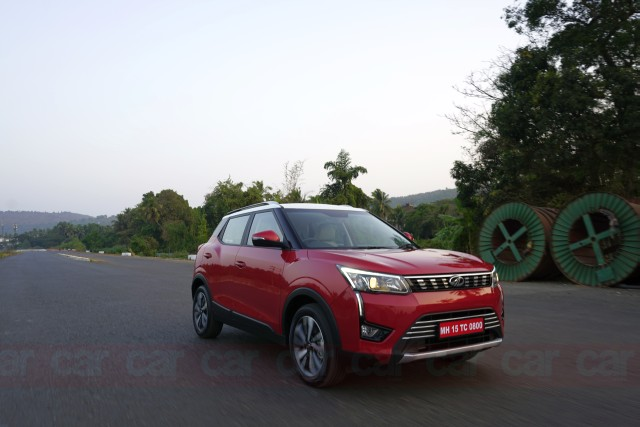 Mahindra XUV300 Compact SUV Test Drive Review