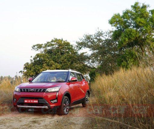 Mahindra Xuv300 Compact Suv Test Drive Review Car India