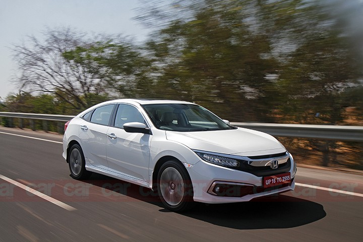 Honda Civic Test Dive Review in India