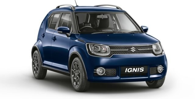 The 2019 Maruti Suzuki Ignis has been launched