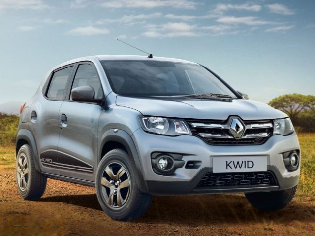 2019 Renault Kwid Gets New Infotainment System and Safety Kit
