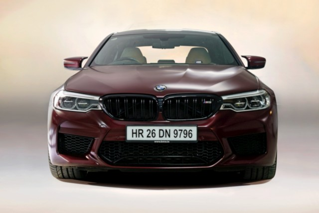 BMW M5 Road Test Review