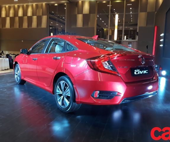 The new Honda Civic is in town
