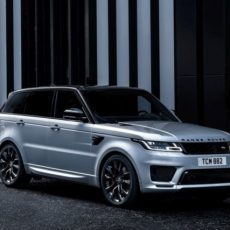 Getting Things Straight – the new Range Rover Sport HST