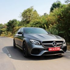Mercedes-AMG E 63 S Road Test Review – Hammer for the Hardcore