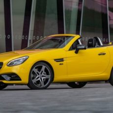 Mercedes-Benz SLC Final Edition Announced