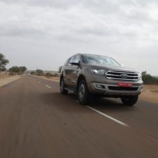 2020 Ford Endeavour 2.0 TDCI AT Incoming