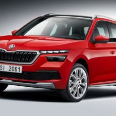 New Skoda Kamiq Set For Geneva Motor Show Reveal