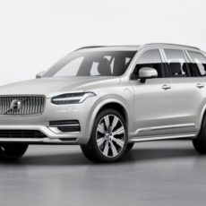 Electrified New Volvo XC90 Arrives for 2020