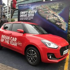 Car India to set off on #SwiftICOTYDrive