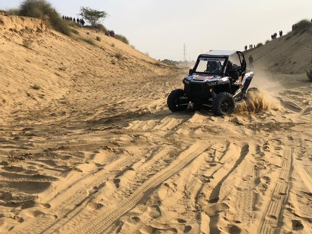 Winners Crowned at the Fifth Edition of the Ultimate Desert Challenge in Rajasthan