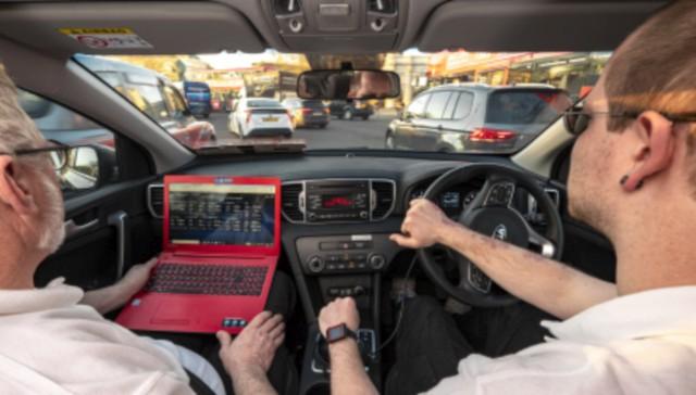 AIR Index Car NOx Testing