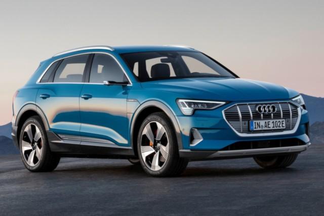 Audi e-tron Electric Vehicle FAME II