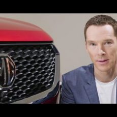 Benedict Cumberbatch is Brand Ambassador for MG